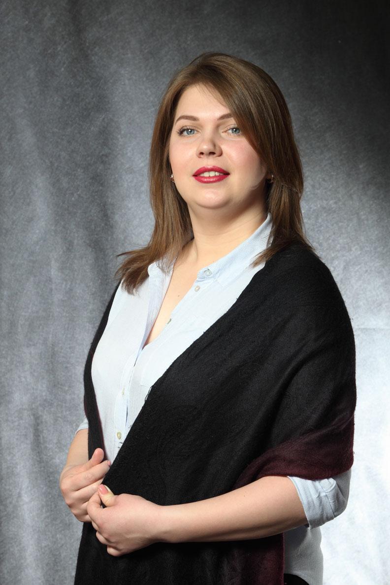 Мысливец Вера Ивановна