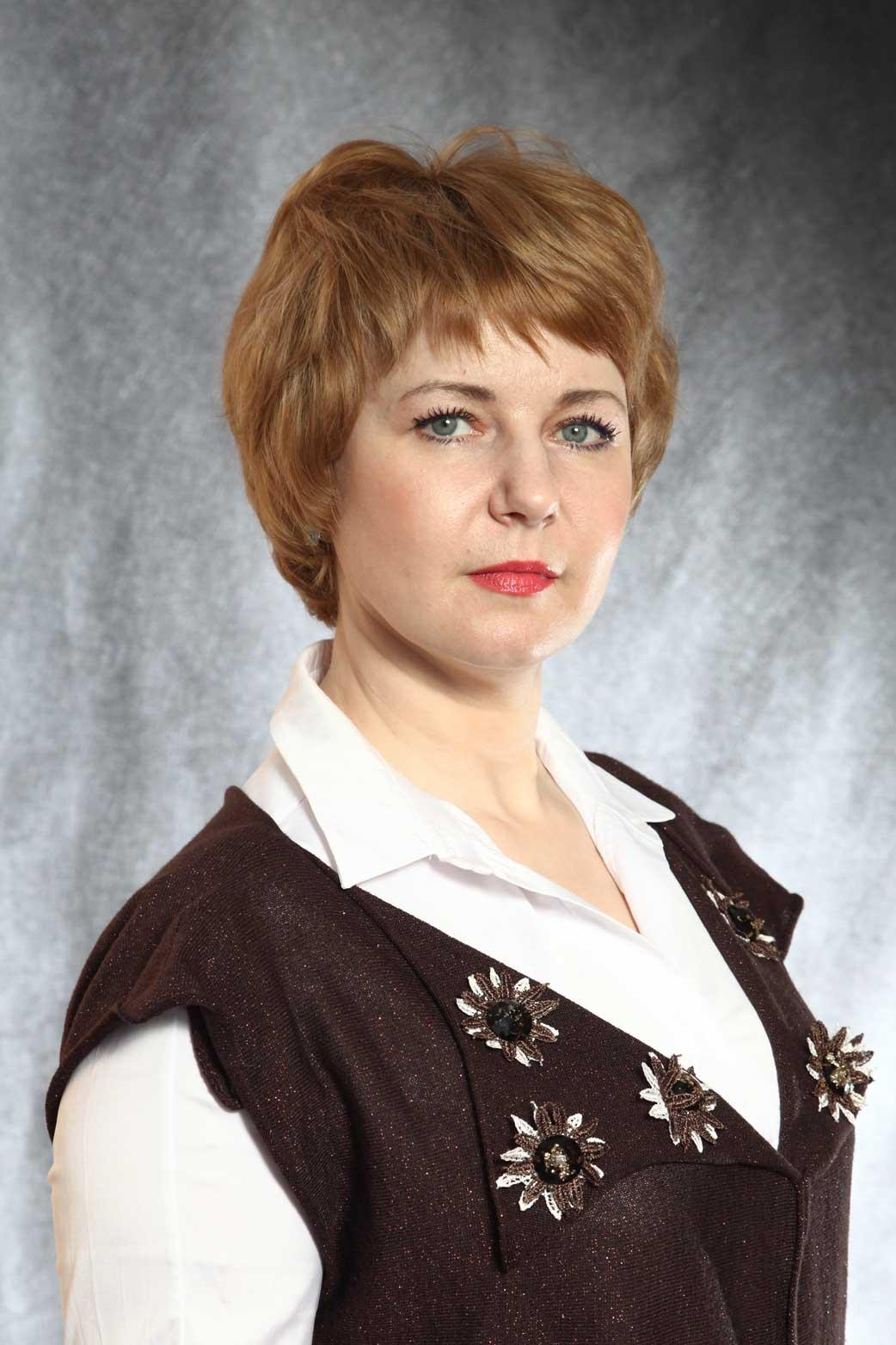 Каменева Светлана Владимировна